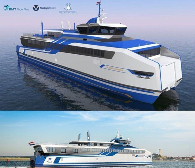 Nieuwe schepen voor Doeksen