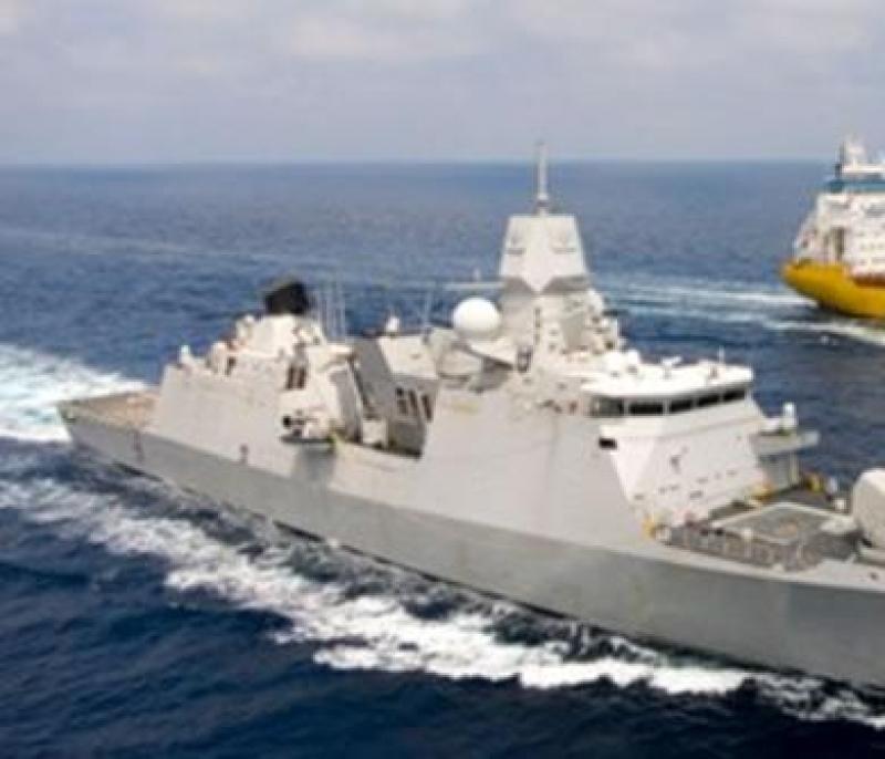 Marine met nieuw elan
